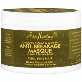 Shea Moisture - Anti-Breakage Masque - 340g