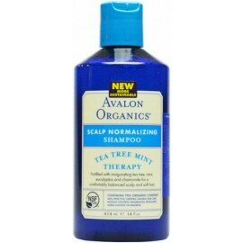 Avalon Organics - Scalp Normalizing Shampoo Tea Tree Mint - 414ml
