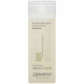 Giovanni Shampoo Tea Tree Triple Treat - 250ml