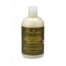 Shea Moisture - Anti-Breakage Strengthening Shampoo - 384ml