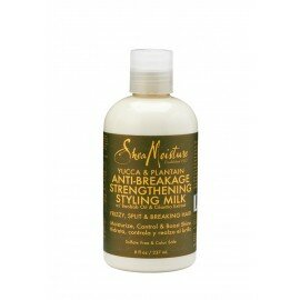 Shea Moisture - Anti-Breakage Strengthening Styling Milk - 236ml