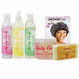 Natural BOX - Kinky Curly La Totale