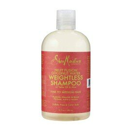 Shea Moisture Coconut Water Weightless Shampoo - 384ml
