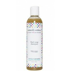 Naturally Smitten - Black Soap Shampoo - 226,8 g